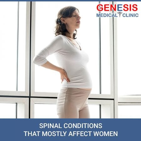 Spinal Conditions that Mostly Affect Women