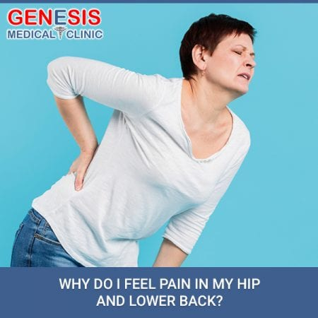 Why Do I Feel Pain In My Hip And Lower Back?